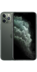 Apple iPhone 11 Pro 64GB Nachtgrün mit green LTE 10 GB