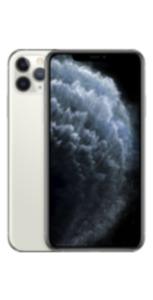 Apple iPhone 11 Pro Max 64GB Silber mit Free L Boost