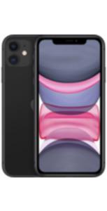 Apple iPhone 11 64GB Schwarz mit Free M Boost
