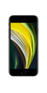 Apple iPhone SE (2nd generation) 64GB schwarz mit green LTE 6 GB Aktion