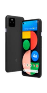 Google Pixel 4a (5G) 128GB just black mit green LTE 6 GB Aktion