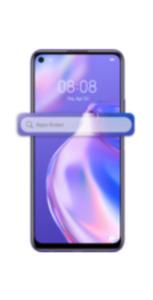 HUAWEI P40 lite 5G 128GB silber mit green LTE 18 GB