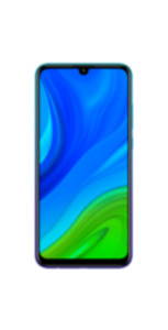 HUAWEI P smart (2020) 128GB blau mit green LTE 18 GB