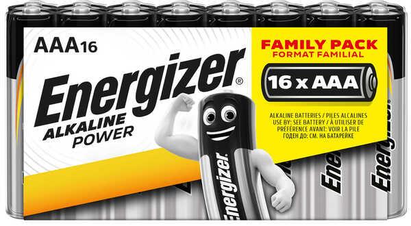 ENERGIZER  Batterien Micro (AAA)