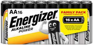 ENERGIZER  Batterien Mignon (AA)