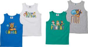 Jungen-Unterhemden »PAW Patrol«