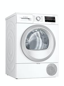 Bosch Serie 6 WTR85T00 Wäschetrockner Freistehend Frontlader Weiß 8 kg A++