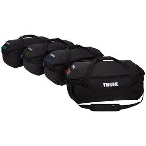 Thule GoPack Set Dachbox-Taschen in Schwarz, 4 Stück