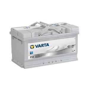 VARTA Silver Dynamic Autobatterie F19, 585 400 080, 85 Ah, 800 A