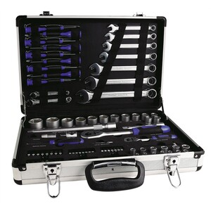Luxus Alu-Werkzeugkoffer, 101-tlg