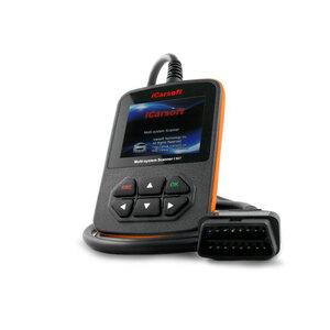 iCarsoft i907 Profi OBD2 Diagnosegerät für Renault, CANBus