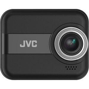 JVC Dashcam GC-DRE10-E mit Full-HD, integriertem Wifi, MicroSD bis 64 GB, 30 fps Bildrate und einer Smartphone App, inkl. 4 GB Speicherkarte