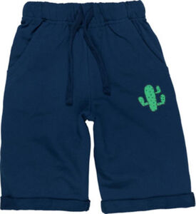 Erwin Müller Sweat Kinder-Bermuda  Uni#Motiv Bermuda#Shorts 158 / 164