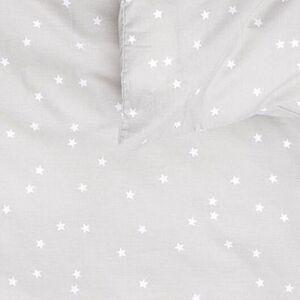 HEMA Kinder-Bettwäsche, 140 X 200 Cm, Baumwolle, Sterne