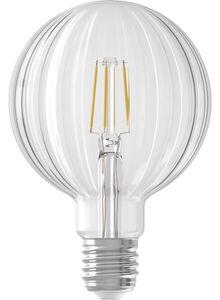 HEMA LED-Lampe, 4W, 300Lumen, Kürbis, Klar