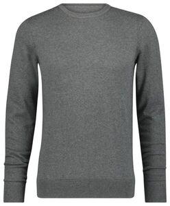 HEMA Herren-Pullover Dunkelgrau