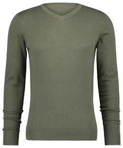 HEMA Herren-Pullover Graugrün