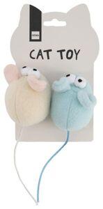 HEMA 2erPack Katzen-Mäusespielzeug