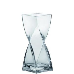 Leonardo Vase 25 cm , 014101 , Klar , Glas , 25 cm , klar , nur zu Dekorationszwecken, handgemacht, zum Stellen , 003813695001
