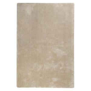 Esprit Hochflorteppich 130/190 cm getuftet champagner, beige , Relaxx , Textil , Uni , 130x190 cm , für Fußbodenheizung geeignet, in verschiedenen Größen erhältlich, für Hausstauballergiker gee