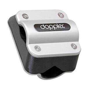 Doppler Balkonklammer , FIX Vario , Schwarz, Alufarben , Metall, Kunststoff , 000462017243