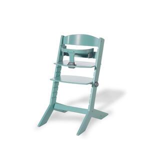 Geuther HOCHSTUHL Buche massiv Mint Syt , 2337 MI   *mb* , Mintgrün , Holz , 44.5x83.5x61.5 cm , Echtholz , Fußstütze verstellbar, Sitzfläche verstellbar, speichel- und schweißechte Lackierung ,
