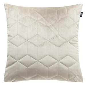 Joop! Kissenhülle beige 45/45 cm , J-Velvety , Textil , Uni , 45x45 cm , hochwertige Qualität , 003021091902
