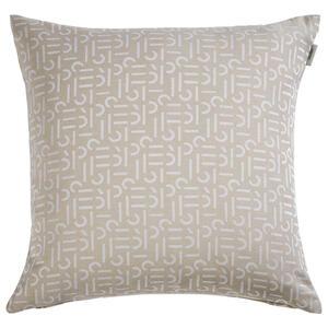 Esprit Kissenhülle naturfarben 45/45 cm , E-Scatter , Textil , 45x45 cm , 003021090202