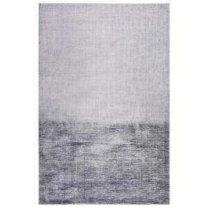 Esprit Flachwebeteppich 190/290 cm grau, hellgrau , Newlands , Textil , Streifen , 190x290 cm , für Fußbodenheizung geeignet, in verschiedenen Größen erhältlich, für Hausstauballergiker geeigne