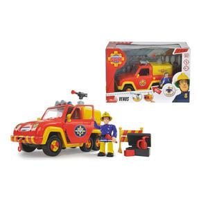 Simba Feuerwehrauto , 109257656 , Gelb, Multicolor, Rot , Kunststoff , 26x17x15 cm , Geräuscheffekte,Geräuscheffekte,Geräuscheffekte , 004500001007