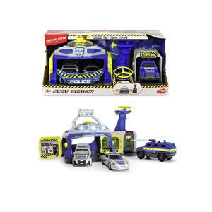 Dickie Toy Swat station , 203717004 , Multicolor , Kunststoff , 44.50x19.50x21 cm , 004500049801