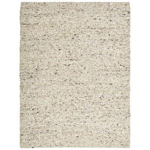 Linea Natura Handwebteppich 200/240 cm naturfarben , Toscana 36 , Naturmaterialien , 200x240 cm , für Fußbodenheizung geeignet, beidseitig verwendbar, in verschiedenen Größen erhältlich , 003166