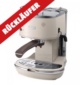 De Longhi Espresso-Siebträgermaschine ECOV 311 - Rückläufer