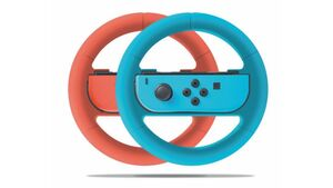 BIGBEN Wheel Duo Pack [red/blue] Switch