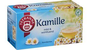 Teekanne Kamille Tee
