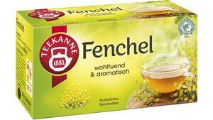 Teekanne Fenchel Tee