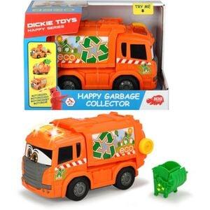 Dickie - Müllwagen - Happy Garbage Collector