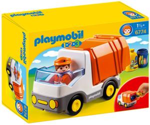 PLAYMOBIL® 6774 - Müllauto - Playmobil 1-2-3