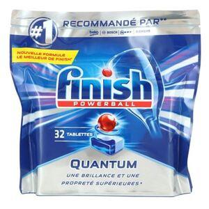Finish Powerball Quantum Tabs 32er