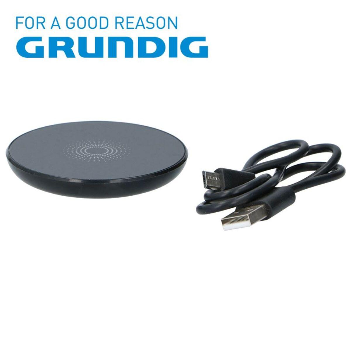 Bild 1 von Grundig Wireless Smartphone-Schnellladepad