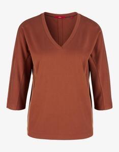 s.Oliver - Shirt mit Fledermausärmeln