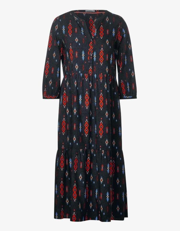 Devotion Tunic Ikat Fashion Dresses With 10