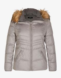 Bexleys woman - Steppjacke mit Melange-Optik