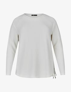 No Secret - Shirt mit Rippstruktur