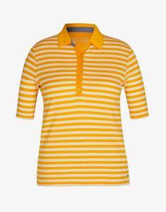 Bexleys woman - gestreiftes Poloshirt aus Pima Cotton