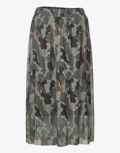 Street One - Mesh-Rock im Camouflage-Print
