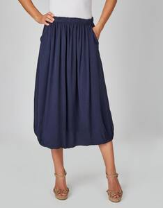 Bexleys woman - Sommerrock aus reiner Viskose