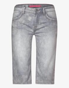Street One - Denim-Bermuda-Shorts, 4-Pocket, Jane
