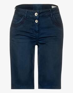 CECIL - Colour-Denim-Shorts, New York