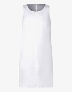 CECIL - kurzes, ärmelloses Leinen-Kleid
